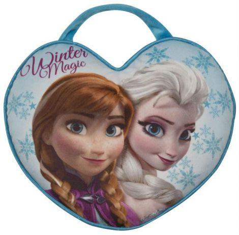 2-in-1 Kussen en Tas Frozen