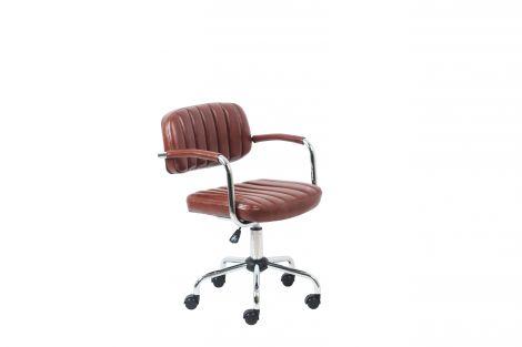 Bureaustoel Easy - bruin