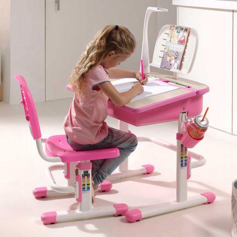 Kinderbureau Comfortline 301 - roze