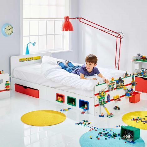 Eenpersoonsbed Room 2 Build 90x190