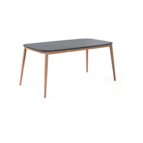Tuintafel Helsinki 213x100 - zwart