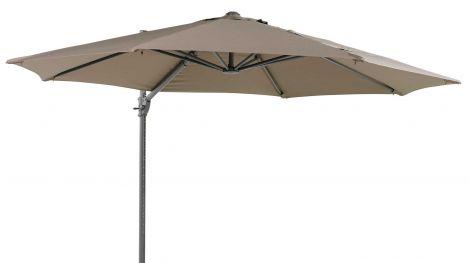 Parasol Topeka ø350 - taupe