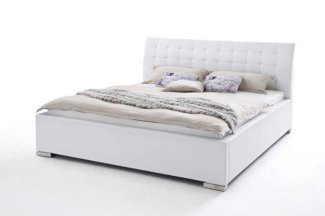 Bed Isa Comfort 140x200cm - wit