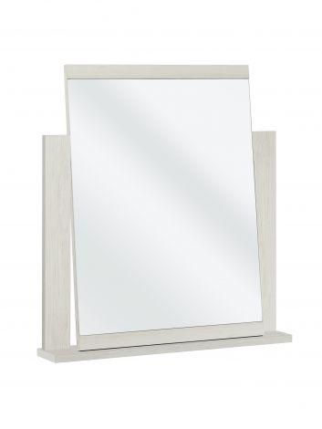 Miroir coiffeuse Wanda - châtaignier blanchi