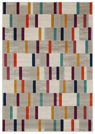 Vloerkleed Girard 1 160x230 - Multicolor