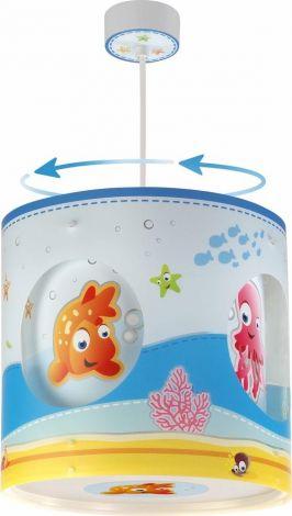 Suspension tournante Aquarium