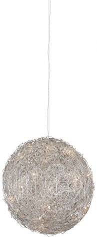 Hanglamp Wire Big Ball Ø100cm - 20x10w G4