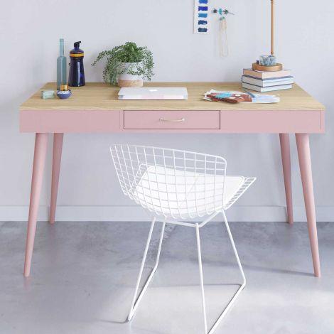 Bureau Horizon - eik/roze