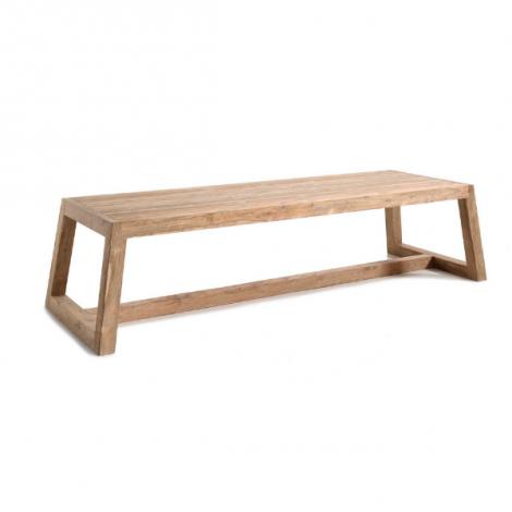 Table de jardin Iberica - teck