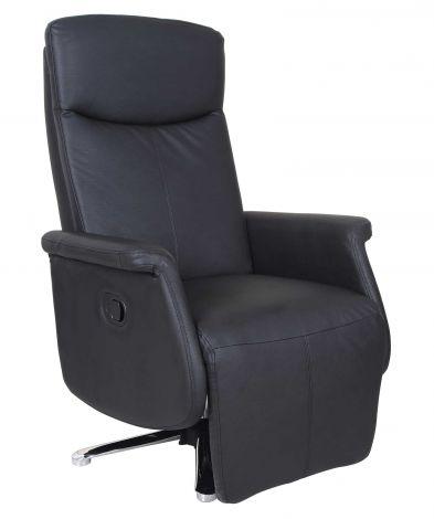 Relaxzetel Kiwi - zwart