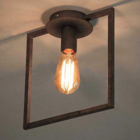 Plafondlamp Framed