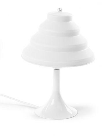 Siliconen tafellamp - wit