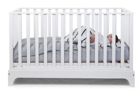 Lit bébé Jules - blanc