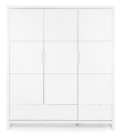 Armoire 3 portes Quadro White