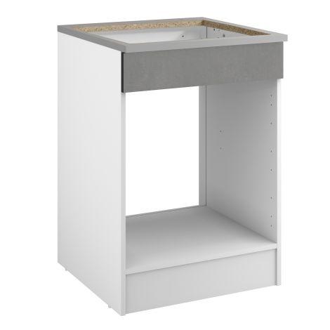 Onderkast Eli voor oven - beton