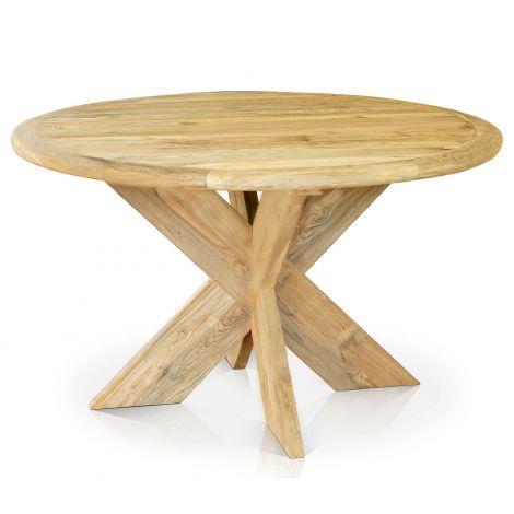 Table de jardin Gozo ø130cm