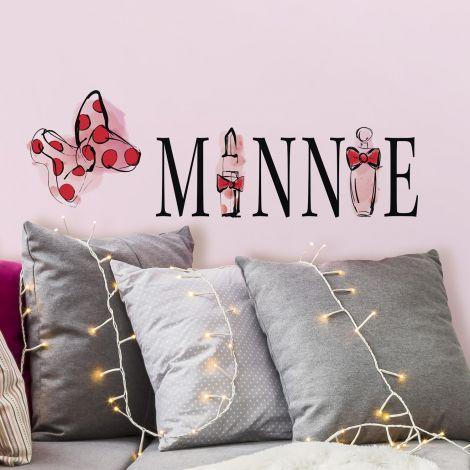 Sticker mural Minnie Mouse Perfume