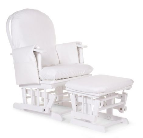 Kussenhoes Gliding Chair - wit