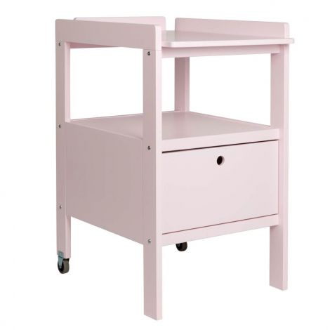 Verzorgingstafel Cindy - roze