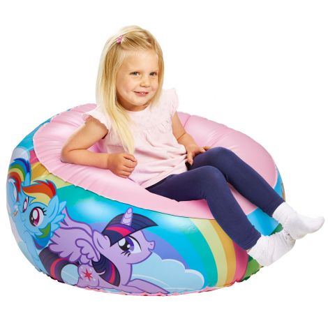 Opblaasbare kinderfauteuil My Little Pony