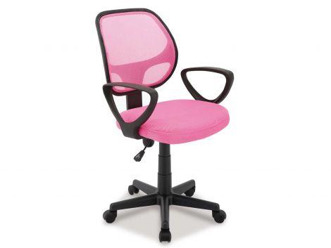 Chaise de bureau Pipa - rose