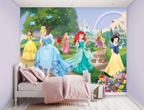 Kinderbehang Disney Princess