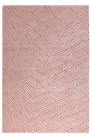 Tapis Handcarved C Salmon 230x160 - rose