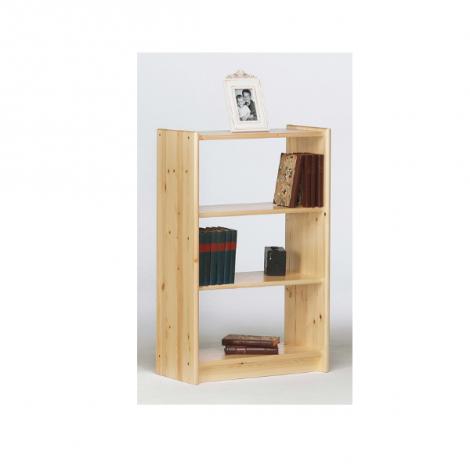 Boekenkast Olan 65cm met 2 planken - natuur
