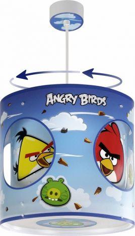 Draaiende Hanglamp Angry Birds