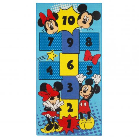 Tapis Mickey & Minnie Pop It