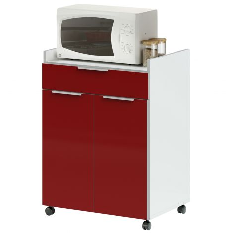 Keukenkast Urbain - rood
