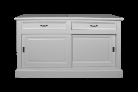 Dressoir Provence - 150 cm - wit