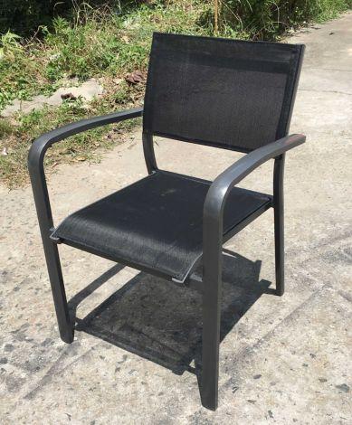 Chaise de jardin Zidane