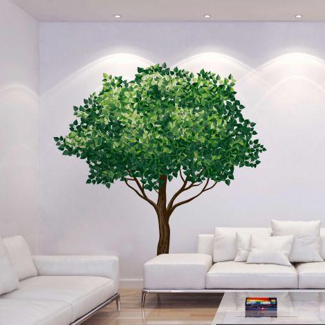 Sticker mural géant Tree