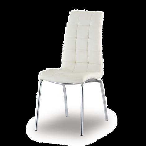 Set van 2 stoelen Merlino - wit