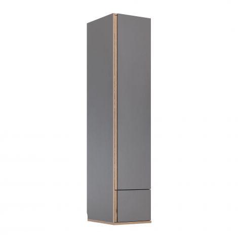 Kast Birger 50 cm 1 deur - grijs