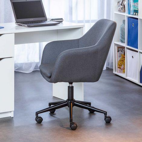 Bureaustoel Work - grijs