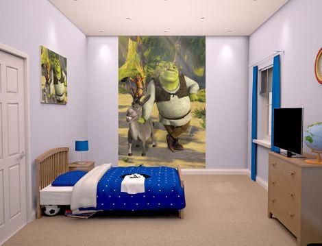 Kinderbehang Shrek