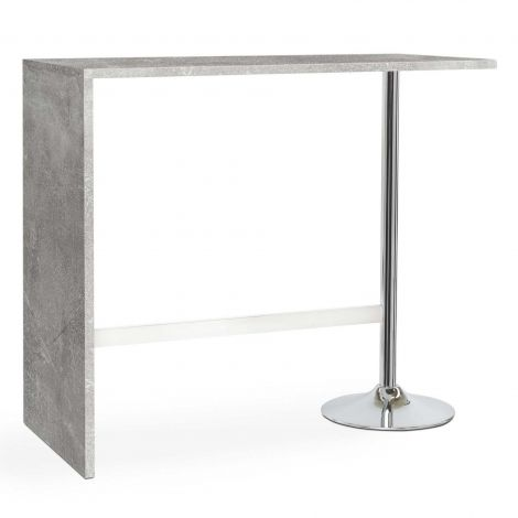 Bartafel Party 120cm - beton