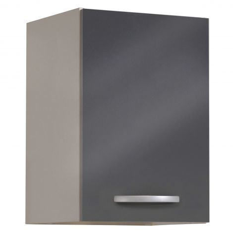 Meuble haut Spott 40 cm - glossy grey
