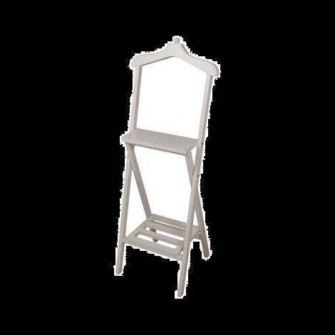 Garçon de robe Fred 120cm - blanc