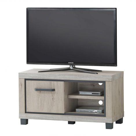 Tv-meubel Dirk 110cm met 1 deur