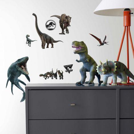 Stickers muraux Jurassic World 2