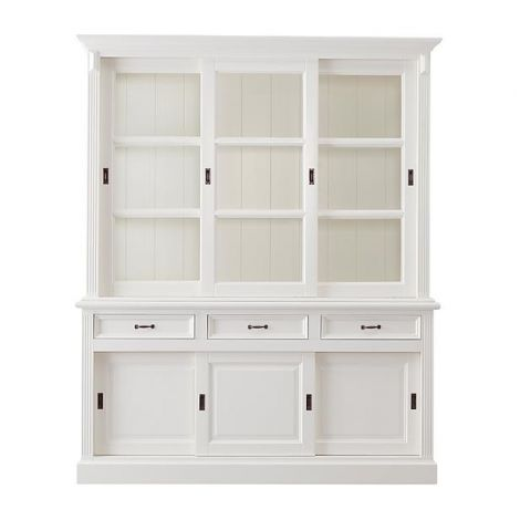 Buffetkast Provence - 180 cm - wit