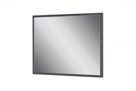 Miroir de salle de bains Benja - gris graphite
