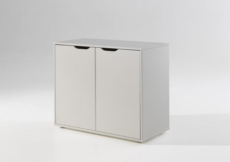 Commode Charlotte - wit