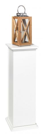 Socle Essex large - blanc