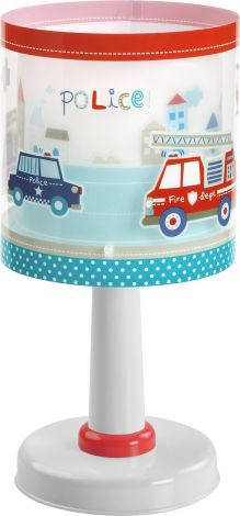 Lampe d'appoint Police